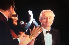People think Louis Walsh threw some shade at the Ireland's Got Talent winners last night