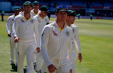 Australia's captain and vice-captain stand down for third Test amid ball-tampering scandal