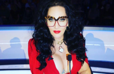 Michelle Visage isn't even slightly bothered about IGT viewers who thought her dress was too revealing