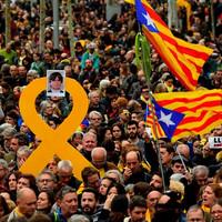 Thousands protest in Barcelona after ex-Catalan leader Puigdemont arrested