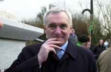 Mahon on Bertie: Payments worth IR£165,000 'not truthfully accounted for'