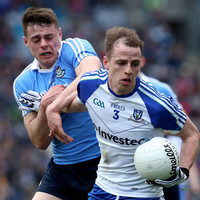 All-Ireland champions Dublin lose out to Monaghan after late Fintan Kelly point