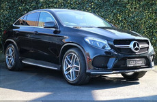 Motor Envy: The Mercedes-Benz GLE is a luxe SUV that's also rather handy off-road