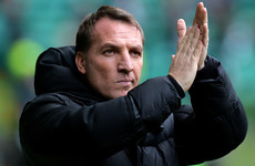 Celtic boss Rodgers refuses to entertain Arsenal rumours