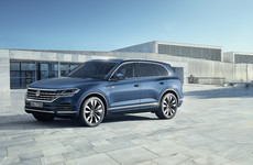 Volkswagen launches the all-new Touareg with impressive new safety systems
