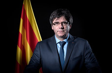 Exiled former Catalan leader to appear in court as his arrest triggers protests