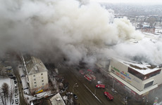 Siberia shopping centre fire: Witnesses say fire alarms did not go off as blaze kills 64
