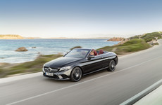 Mercedes-Benz is giving the C-Class Coupe and Cabriolet a facelift