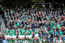 The Volkswagen Irish Rugby Fan of The Year has been chosen