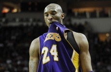 This alley-oop reverse by Kobe Bryant is one of the best plays you will see all year
