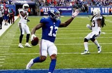 'Nobody's untouchable' - Giants refuse to rule out Beckham trade as contract talks stall