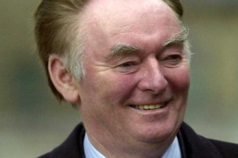 Pádraig Flynn pictured in 2004