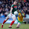 Mayo star Andy Moran would like to see the GAA introduce a 50-yard penalty to cut out cynical play