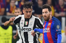Messi admits difficulties in Dybala partnership: He plays like me at Juve
