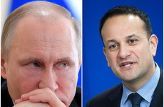 Taoiseach says expulsion of Russian diplomat from Ireland is an 'act of solidarity' with the UK