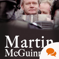 Eileen Paisley: 'I think there was a quietness and shyness about Martin. He was good company'