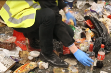 WATCH: One million nappies and a live snake - here's what's been found in Irish recycling centres