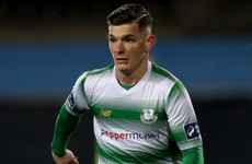 Massive blow for Shamrock Rovers as Trevor Clarke is ruled out for the season