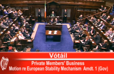 Government defeats Sinn Féin motion on bailout fund 'blackmail clause'
