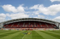 League's ahead: Thomond Park to host World Cup fixture