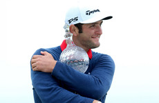 Golf's world number three is coming back to Ireland this summer to defend his title