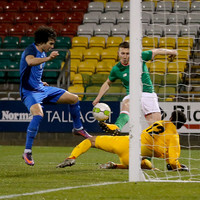 Here's the 96th-minute goal that gave Ireland's U21s a big win against Azerbaijan
