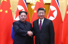 China and North Korea confirm that Kim Jong-un took a secret trip to Beijing