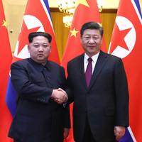 China and North Korea confirm that Kim Jong-un took a secret trip to Beijing