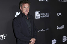 Sean Penn is getting roasted over the poem he wrote about #MeToo
