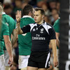 Marius van der Westhuizen to referee Ireland's first Test against Australia