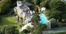 Soak up sea views by the pool from this €7.5m Dalkey 'castle'