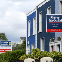 The average house price in Dublin is €145,000 more than five years ago