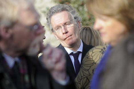 Writer with the Irish Times Fintan O'Toole