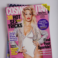 Walmart bans 'hyper-sexualised' Cosmopolitan magazine from checkout aisles