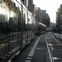 Survey: More people cycling and taking Luas to work in Dublin