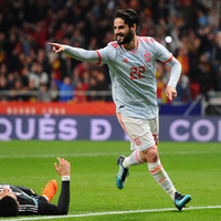 Real's Zidane has no faith in me, says Spain's hat-trick hero