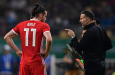 Giggs: Bale best of the rest behind Messi and Ronaldo