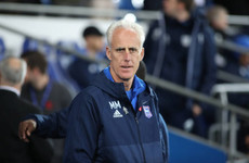 Former Ireland boss Mick McCarthy to leave Ipswich after six years in charge