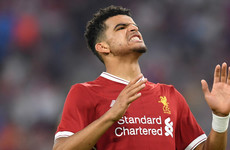 'Crazy' talent of Salah and co frustrating Liverpool youngster