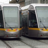 TD calls for more security on the Luas Red Line