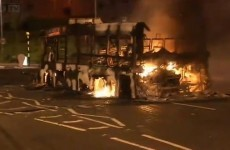 Newtownabbey sees second night of violence