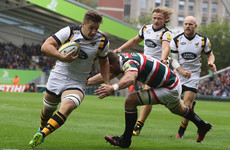 Wasps flanker forced to retire aged 26 after judo injury while training with England