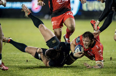 Oyonnax coach Prendergast explains how they beat Toulon two weeks ago