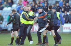 Armagh back down from Portlaoise 'racism' allegations