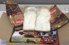 €35k worth of cocaine found hidden inside box of biscuits and coffee in Roscommon