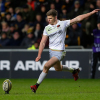 Farrell and Kruis passed fit as Saracens come to Dublin fully locked and loaded
