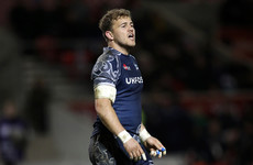 Sale announce departure of Irish-qualified centre to Ulster