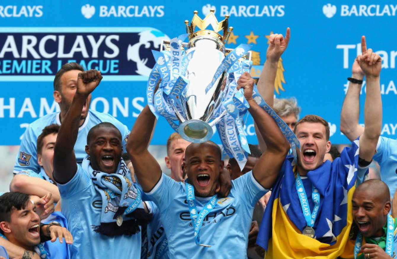 1eaeb2db8 Man City could clinch title next weekend and more Premier League talking  points