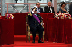 Belgian politicians have cut the allowance of the king's tearaway brother