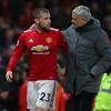 Mourinho has 'no problem' picking Luke Shaw despite recent criticism of defender